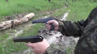 Стрельба с двух травматических пистолетов МР81 (ТТ)(http://weapon-men.ru Стрельба с двух травматических пистолетов МР81 (ТТ) (Другое ВИДЕО на сайте http://weapon-men.ru/?cat=1), 2013-06-02T18:32:55.000Z)