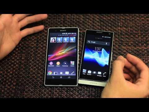 Xperia S va Xperia Z: Sau một năm Sony làm được gì ? - CellphoneS