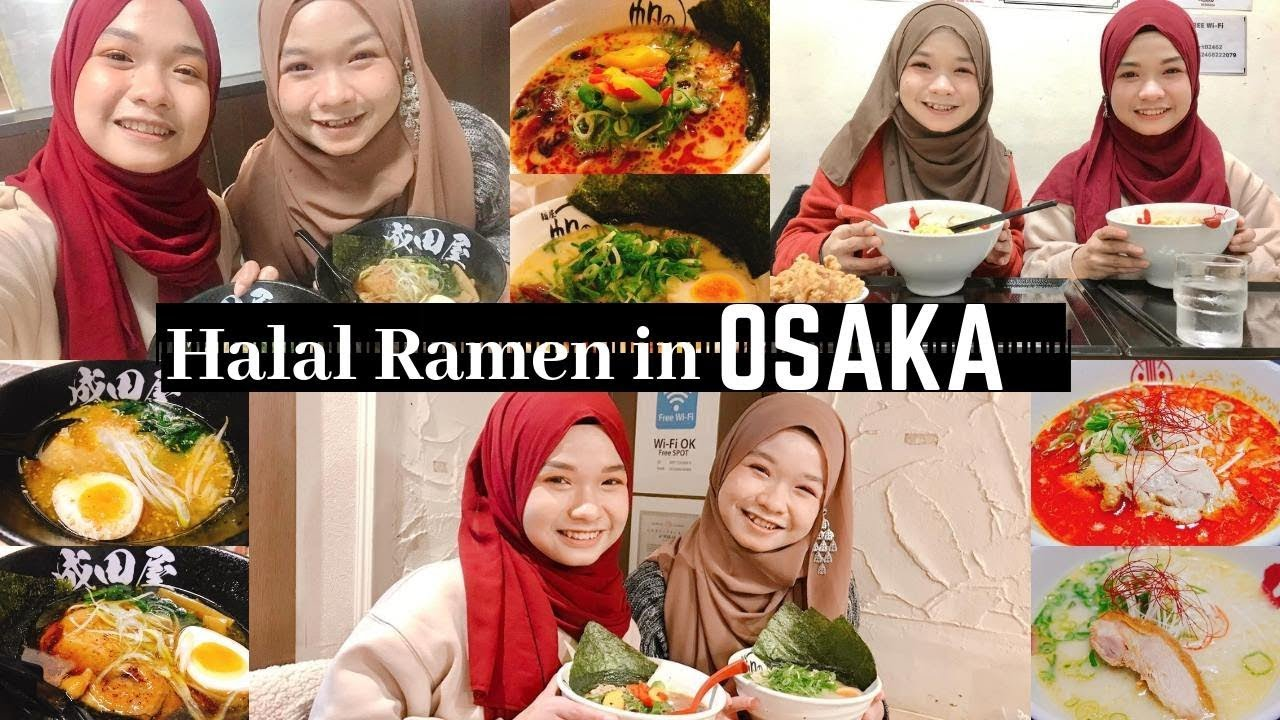 Restoran Ramen Halal Di Osaka Yang Masuk Daftar Wajib Dikunjungi Food Diversity Today