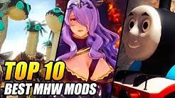 Top 10 Best Monster Hunter World Mods [MHW Top 10]