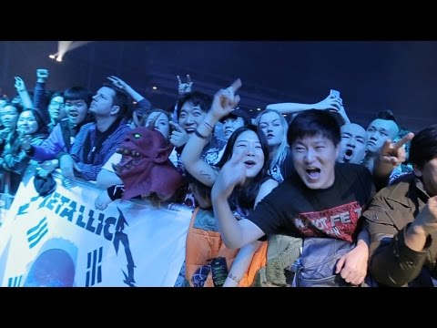 Metallica: Thank You Seoul! (January 11, 2017) Thumbnail image