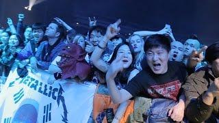 Metallica: Thank You Seoul! (January 11, 2017)