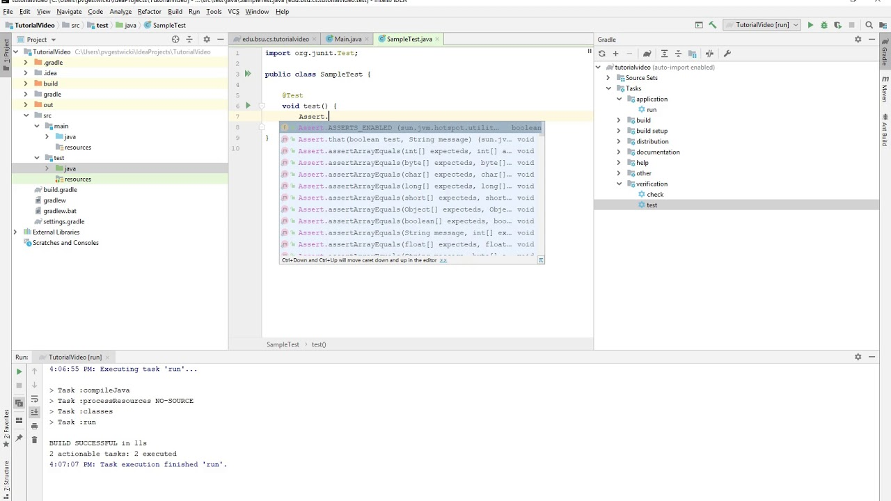 An easy way to use JavaFX 11 with JDK 11 using Gradle and IntelliJ IDEA