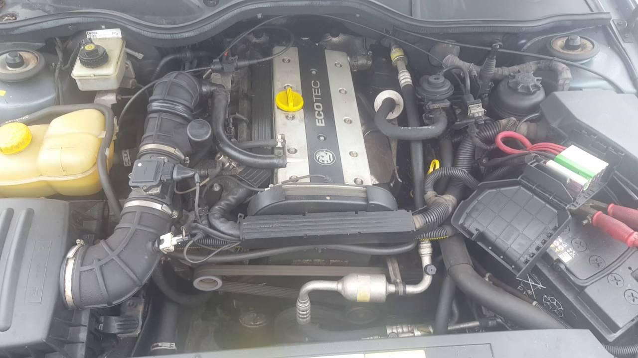 Контрактный двигатель Opel (Опель) 1.8 Z18XER | Где купить? | Тест мотора
