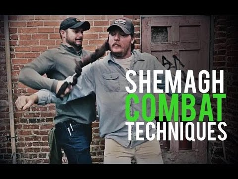 Shemagh Combat Techniques