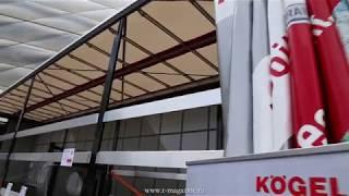 Обзор нового полуприцепа Kogel Cargo