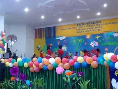 Gembira Berkumpul - TK Keumala Bhayangkari Lhokseumawe