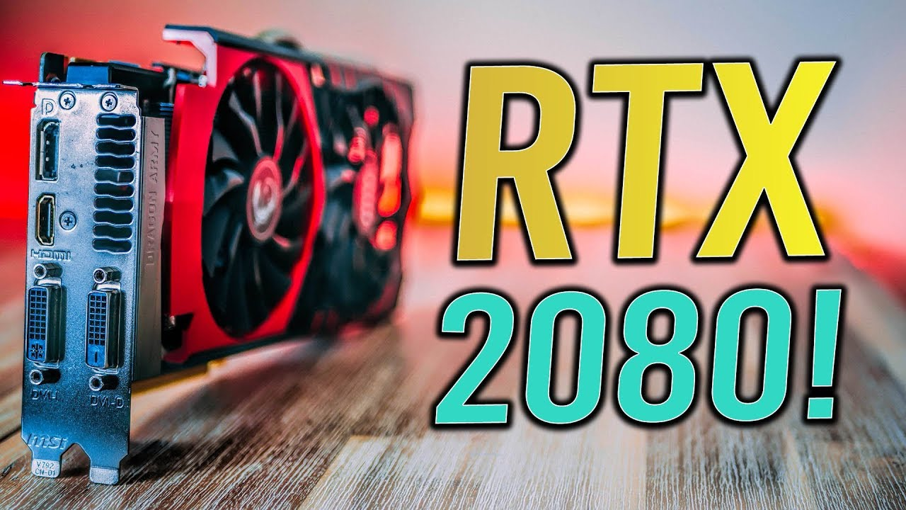 Nvidia GeForce RTX 2080 - Release Date, Price, Specs!