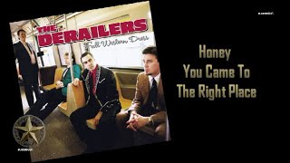 The Derailers - The Right Place (1999)