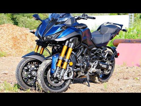😈 Трайк Yamaha Niken - Дерзкий Турист 😎!