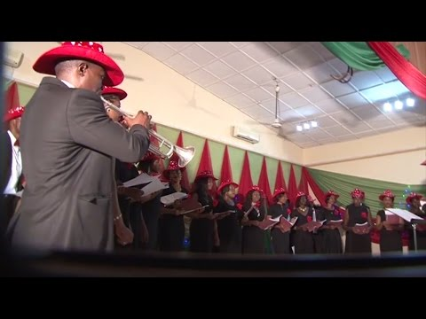 Jude Nnam Chorale 2016 Christmas Concert