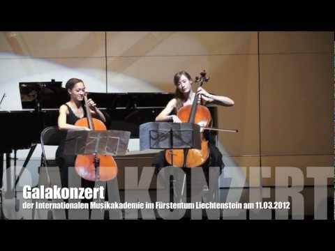 "Dotzauer: Variations on Mozart's ""Là ci darem la mano"" for Cello Duo"