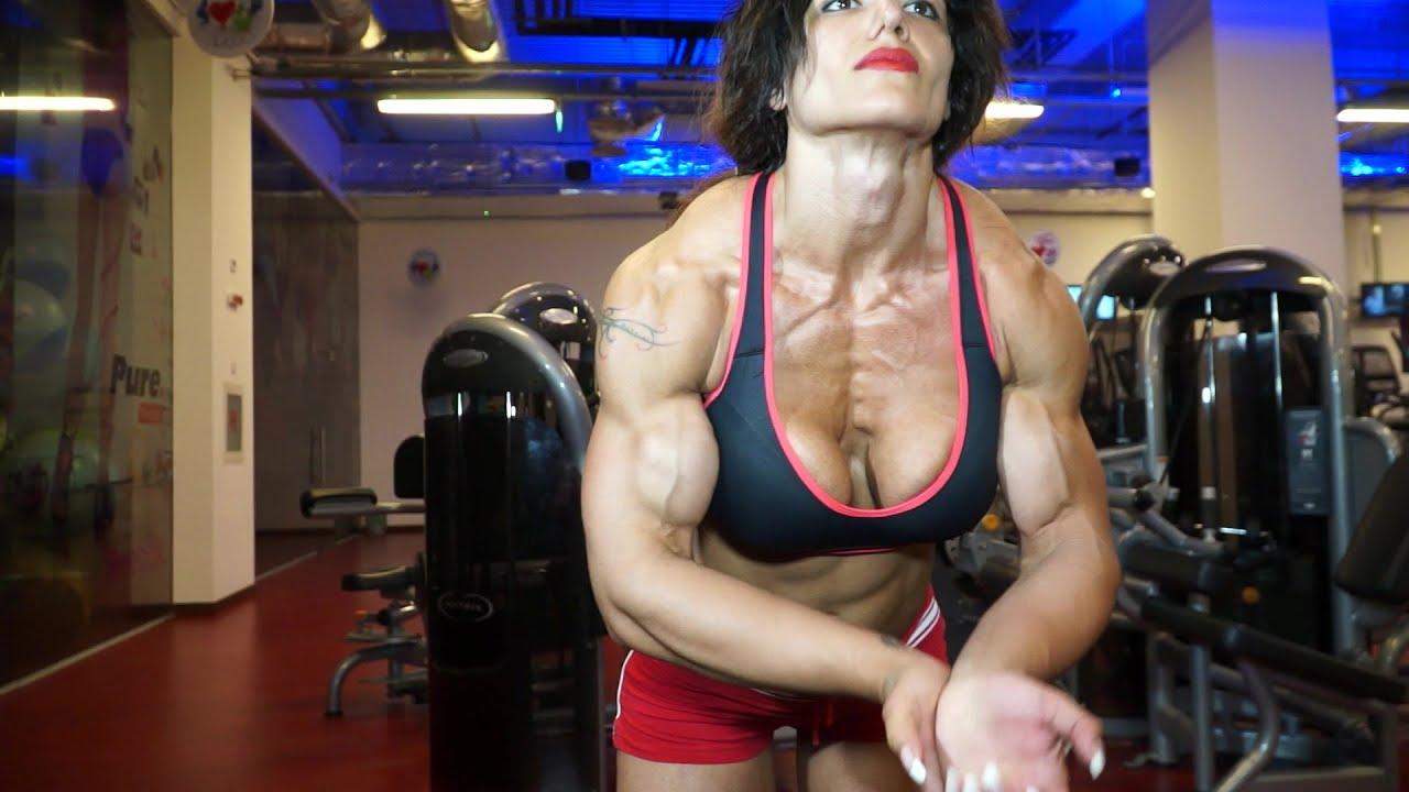 women should not participate in bodybuilding events