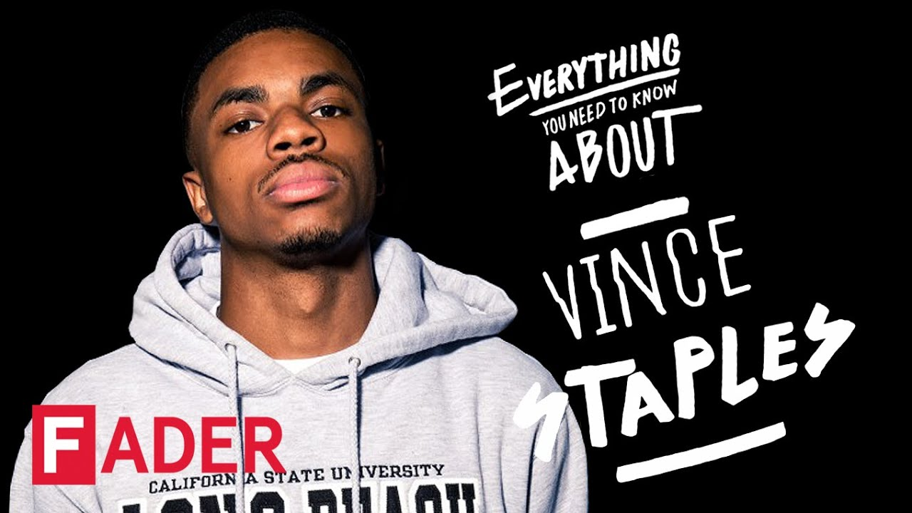 Vince Staples - Everything You Need To Know (Episode 33)