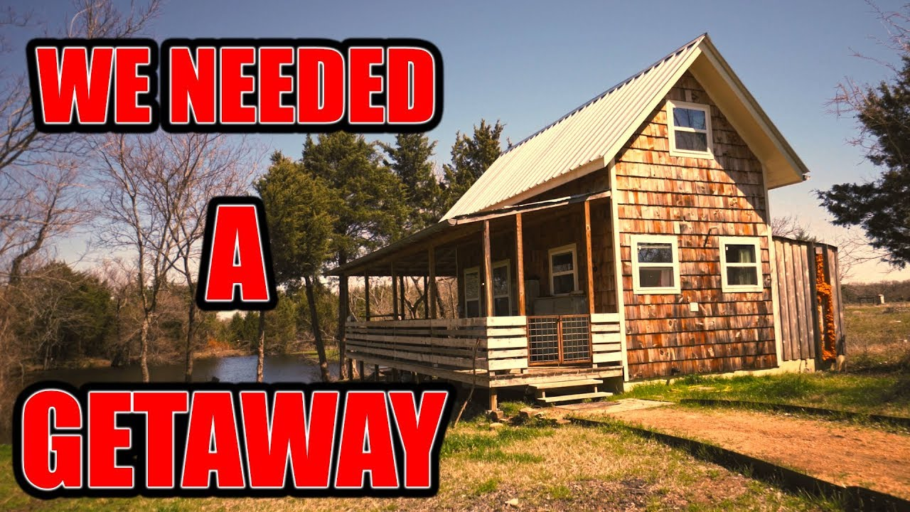 Tiny House Airbnb Getaway Youtube