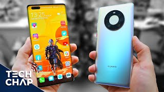 Living with the Huawei Mate 40 Pro - 2 Months Later! | The Tech Chap