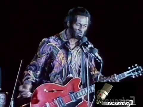 Chuck Berry Hail Hail Rock and Roll LIVE (The London Rock n´ Roll Show 1972)