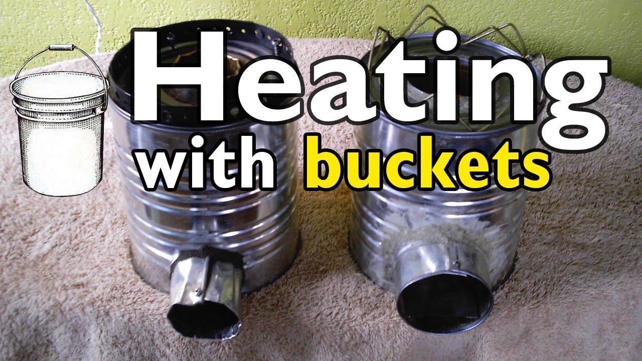 Five Gallon Heater - Magazine cover