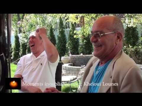 Kheloui Lounes : Moments inoubliables