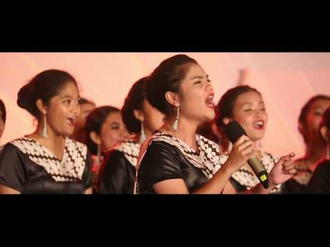 The Student Choir of Tadulako, Indonesia - 4th Asia Pacific Choir Games