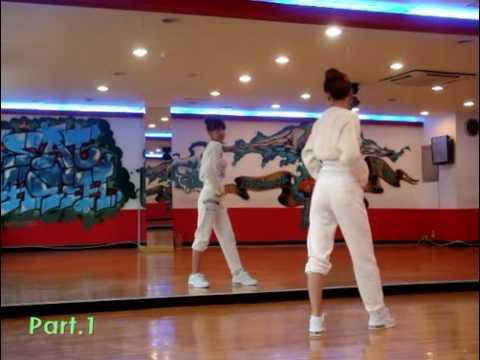 T-ara-BoPeep BoPeep(dance Tutorial Part1)