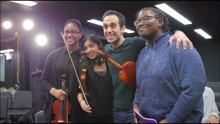 Education Through Music & The Band's Visit | The Band's Visit