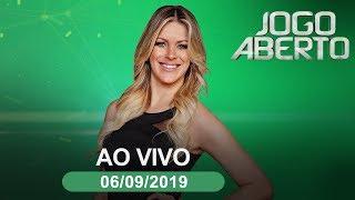 Jogo Aberto - 06/09/2019 -  Programa completo