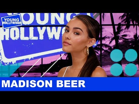 Madison Beer's First Kiss Story In Her Game of Firsts!
