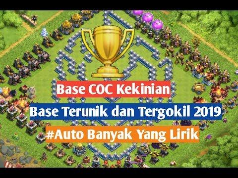Base Coc Th 12 Max Unik 9