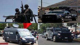 Policía Federal de México   2018
