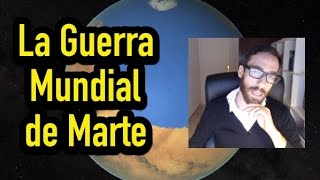 Cydonia vs Utopia: La Guerra Mundial de Marte
