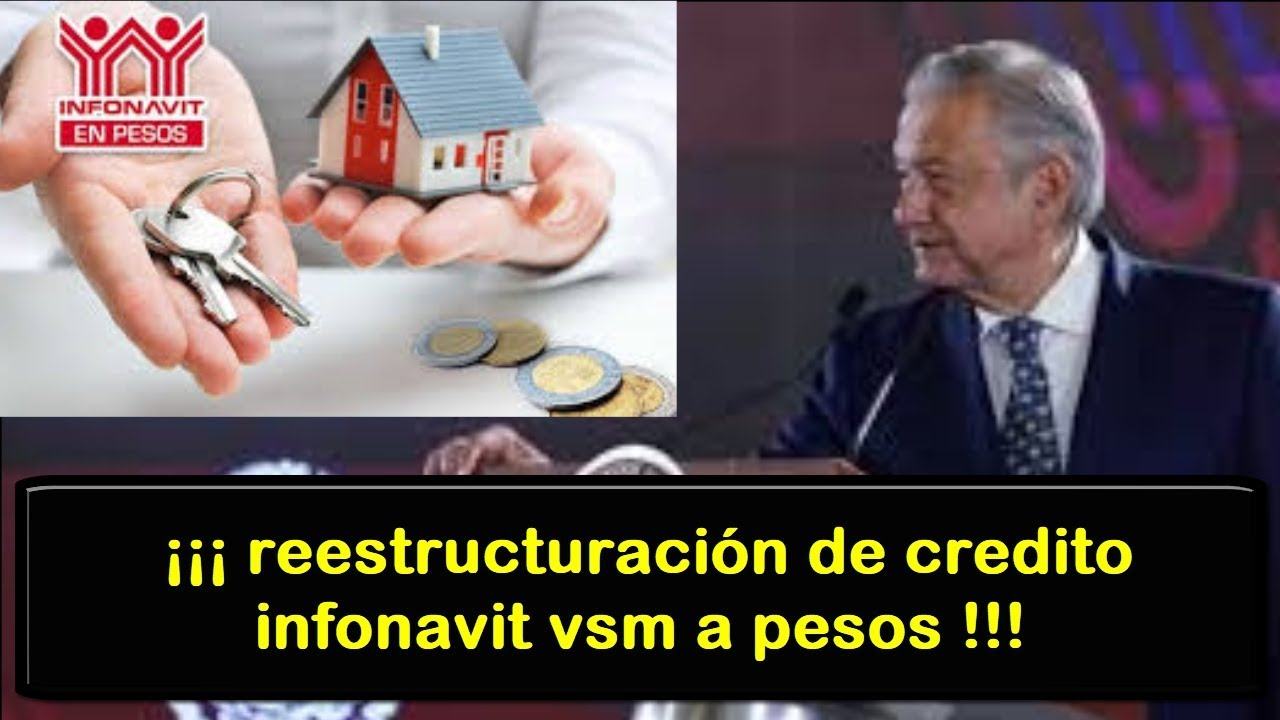 Infonavit Presenta Reestructura En 2019 De Créditos En