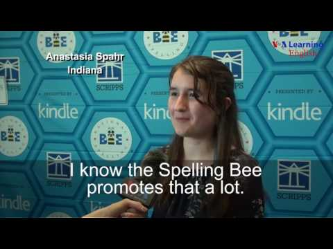 Student Union: Indian-Americans Dominate Spelling Bee Again