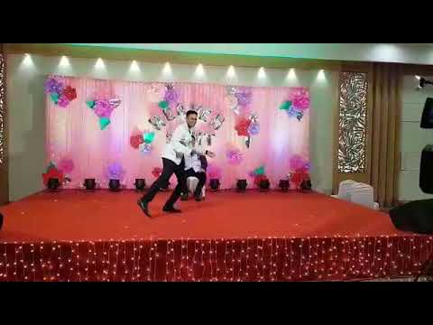 Sonali's Baby shower- to be Papa's dance wid flash mob..
