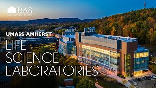 UMass Amherst Life Science Labs - Built By DAS