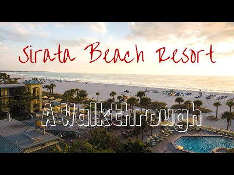 Sirata Beach Resort Walkthrough