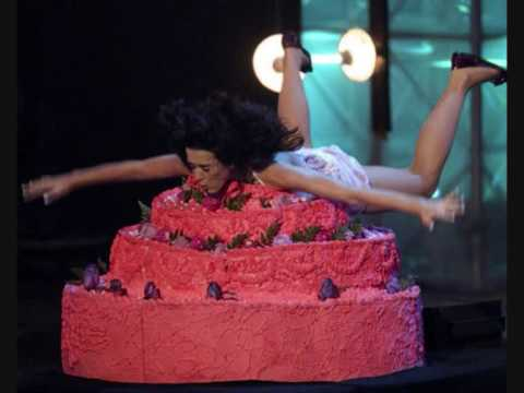 Cake Katy Perry Birthday