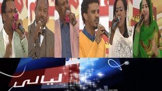 تكريم نجوم عام 2015 - ليالي - قناة النيل الازرق