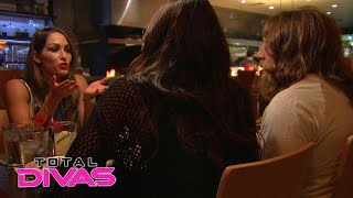 nikki bella confronts brie bella and daniel bryan about their future total divas february 8 2015