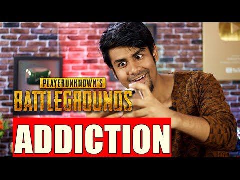 PUBG Se Addiction Kyu Hoti Hai ?   PUBG Addiction Explained   Reason ?