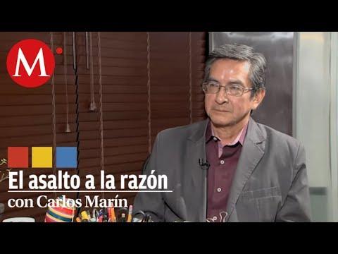 José Luis Martínez en El Asalto a la razón