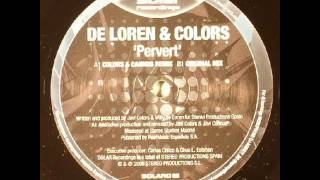 Play Pervert (Colors & Cannus Remix)