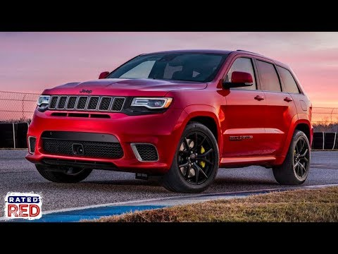 1000 HP Jeep Trackhawk Hits 060 MPH in 2.8 Seconds