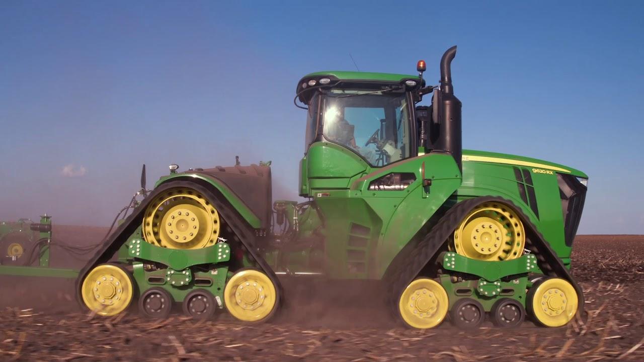 John Deere Tractors | Four-Wheel-Drive & Track | John Deere US