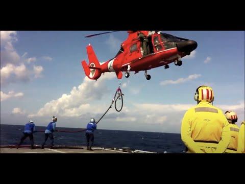 Coast Guard Life - Valiant Patrols
