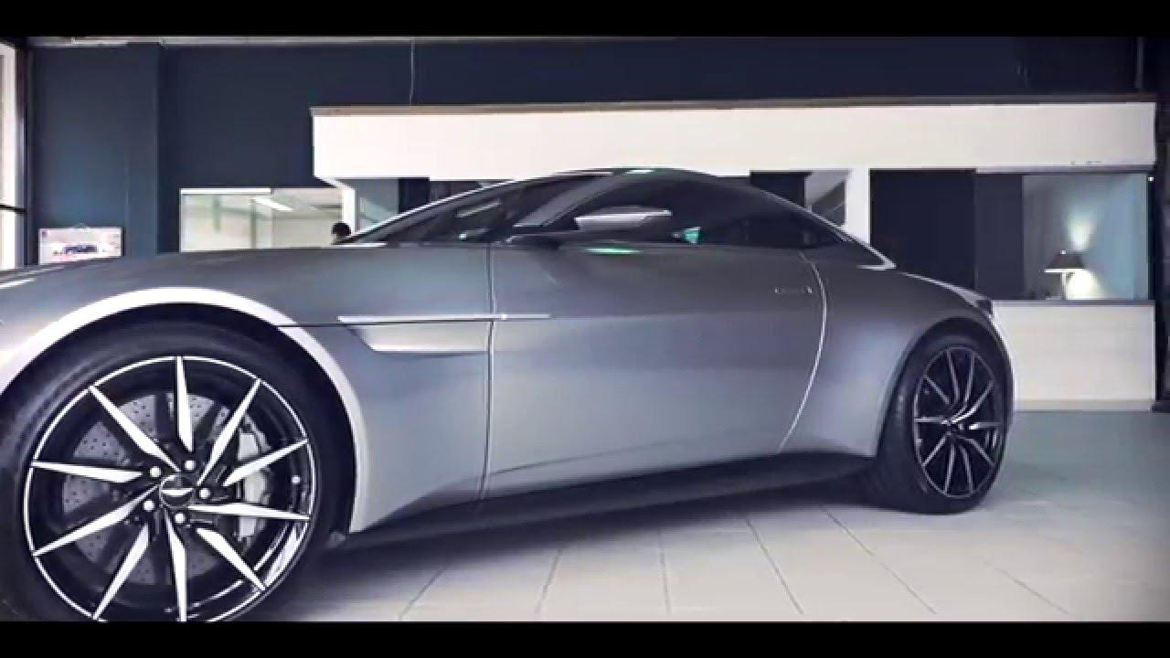 Aston Martin DB Washington DC Of By KLIFE Edition - Aston martin dc