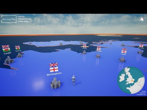 Mapping The European Union 2019 (software demo)