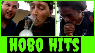 The Homeless Smoke a Gram in 3 Dabs!!!