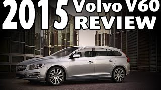 2015 Volvo V60 Review