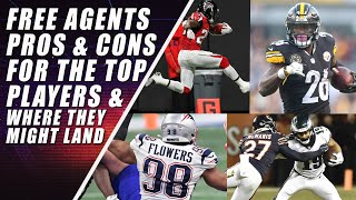 Best NFL Free Agents